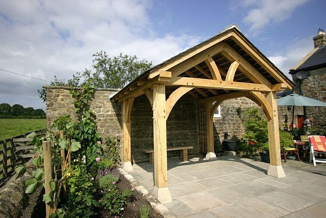 Parker Oak Image forCANOPIES